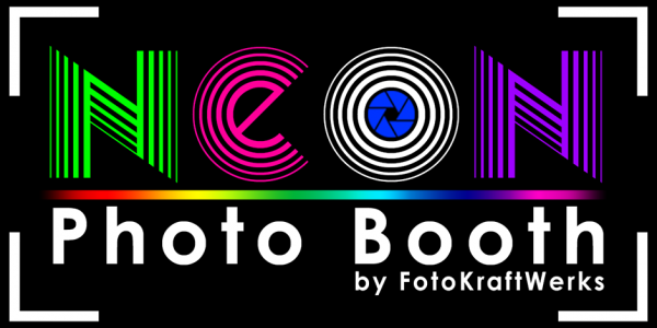 Neon Photo Booth by Fotokraftwerks